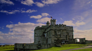 A Cornish castle, the best of Cornwall Culture