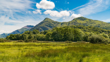 Most sustainable ways of getting to Snowdonia National Park